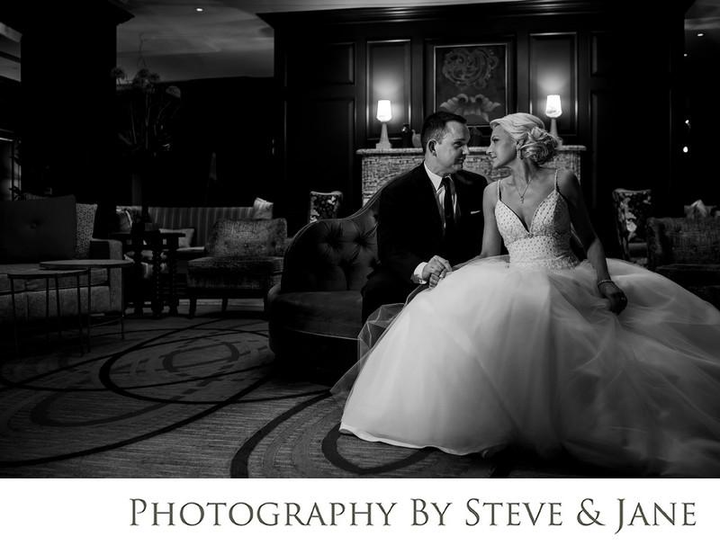 hotel monaco alexandria wedding photos