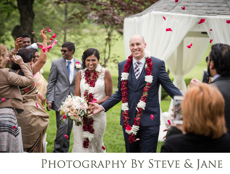 Wedding at Whitehall Estate in Bluemont Virginia