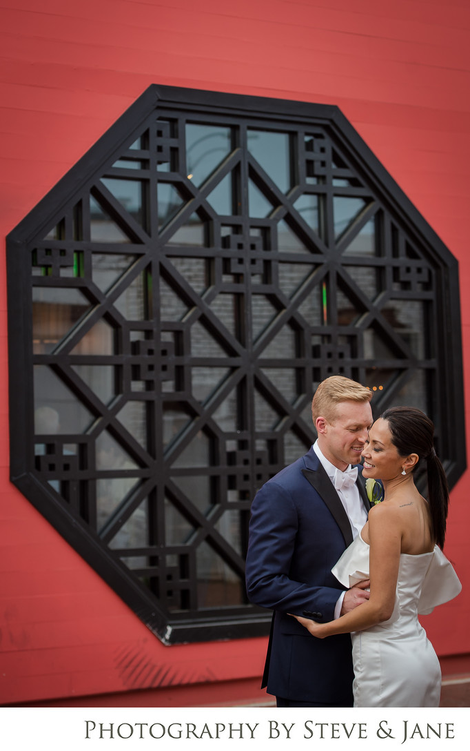 Modern Longview Gallery Wedding