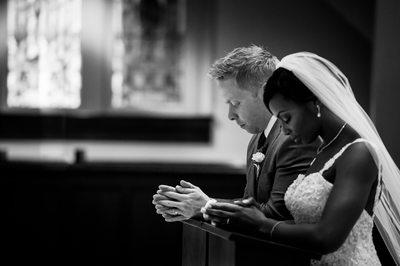 St. Mary's Catholic Church Wedding Alexandria VA
