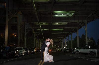 Malmaison Wedding In Georgetown on Water Street