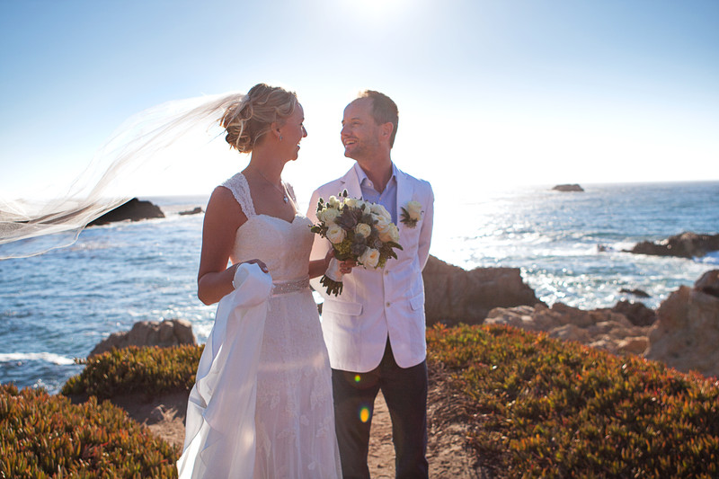 Best Monterey Elopement Photography