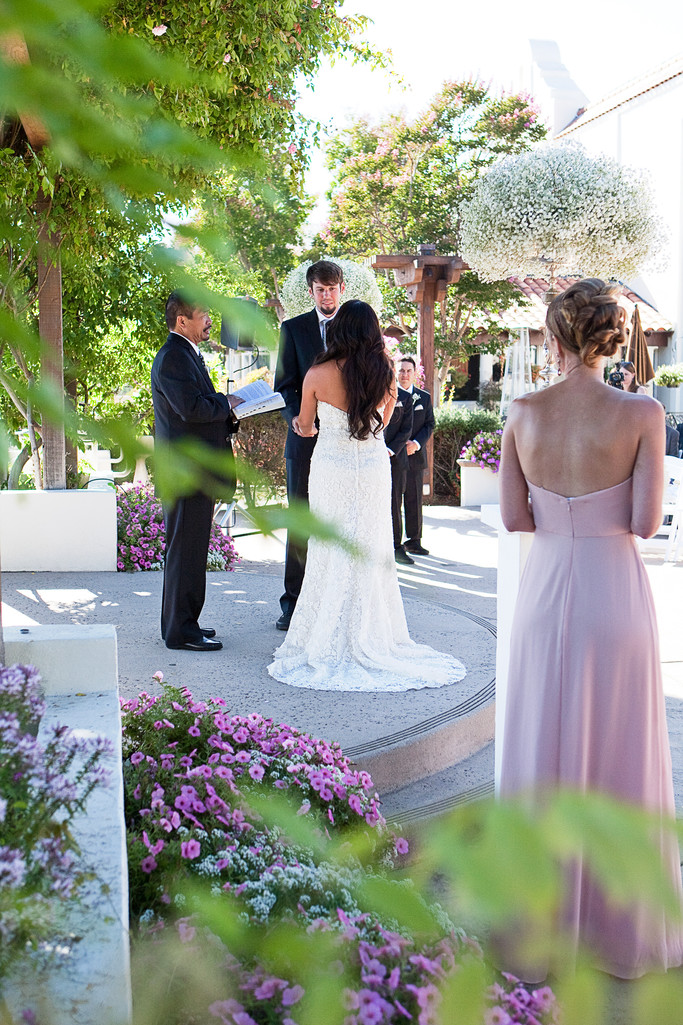 Chaminade Wedding Photographer