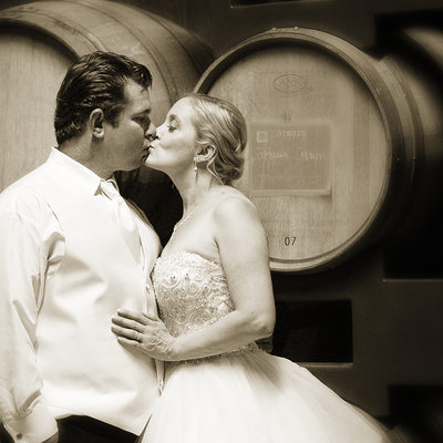 Bargetto Winery Wedding Photographer