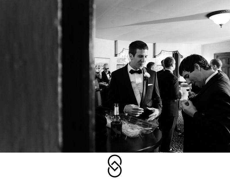Engineers Club wedding, Baltimore