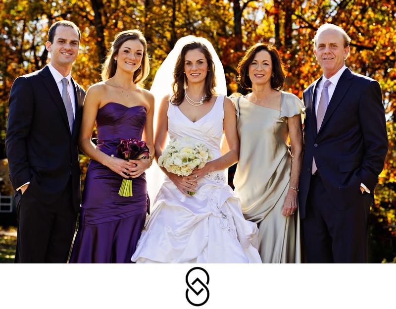 Sherwood Forest wedding, Annapolis