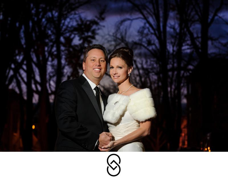 Georgetown wedding portraits