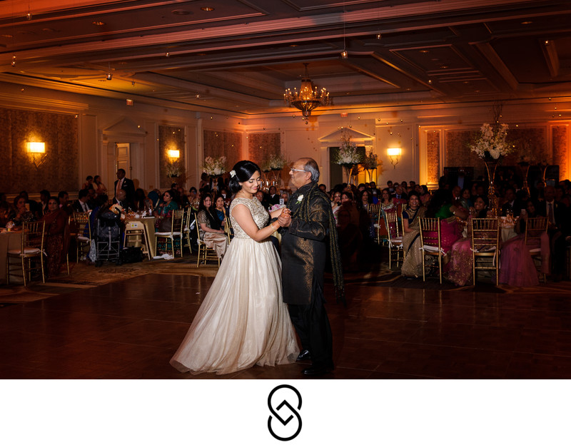 Ritz Carlton Tyson's Corner wedding