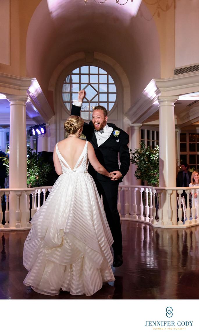 Fairmont Hotel wedding in Washington DC