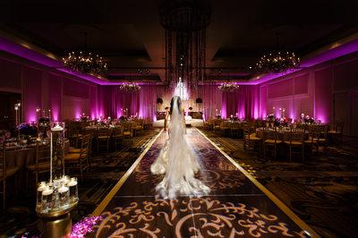 Saudi wedding at Washington DC four seasons