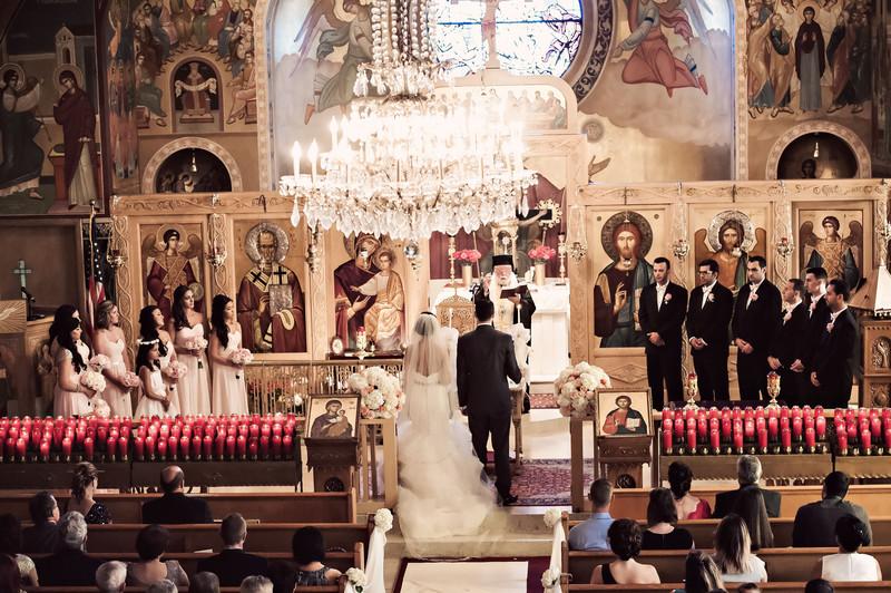Maria + Ledion's Wedding