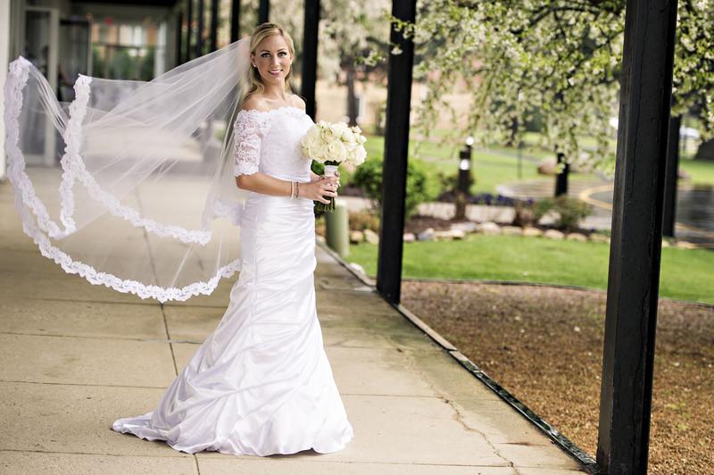 Tanell + Jeff | St. Hyacinth Wedding