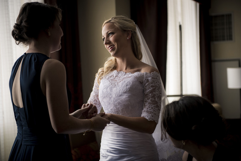 Tanell + Jeff   St. Hyacinth Wedding