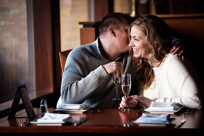 Paige + Brandon | Engagement