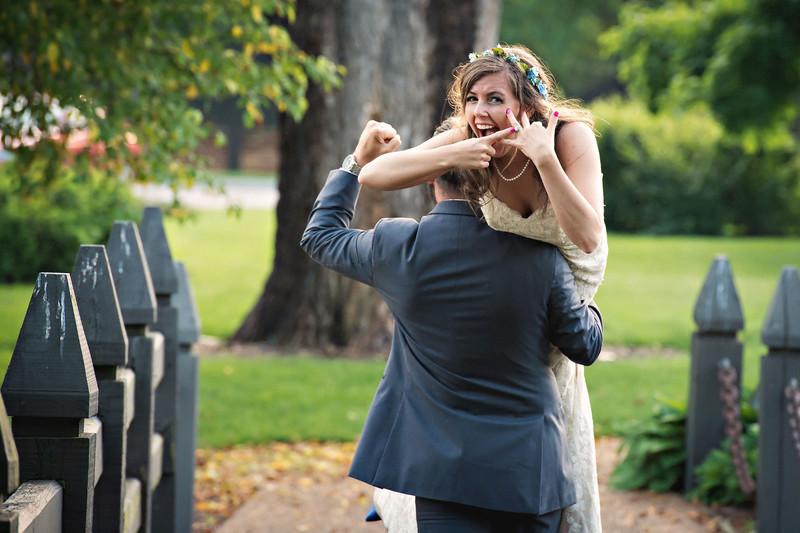 Katelyn + Blake | Northbrook Wedding Photographers