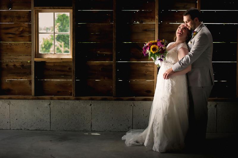Sadie + David | Heritage Prairie Farm Wedding Photographers