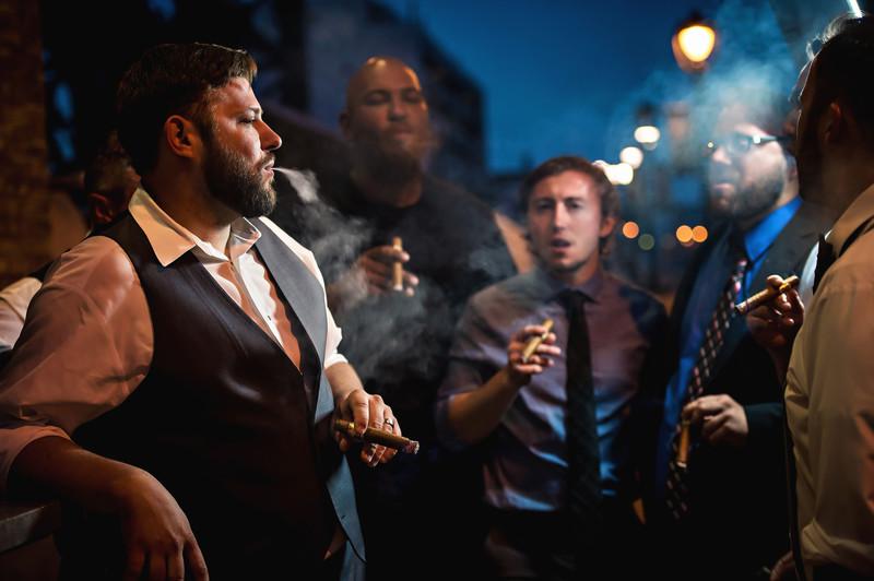 Kylie + Allen | Lakefront Brewery Wedding Photographers