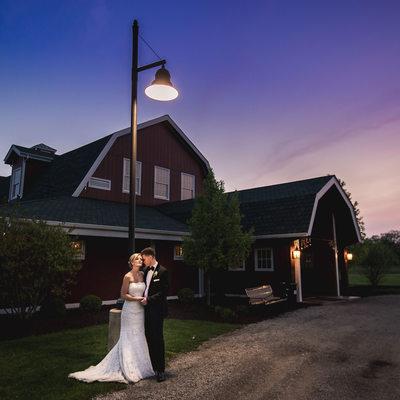 Callie + Johnny   Orchard Ridge Farms Wedding