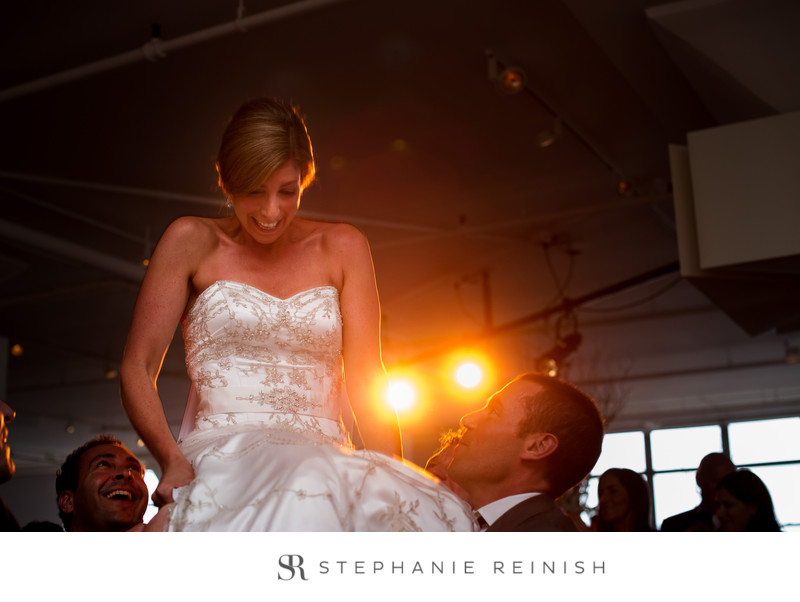 Wedding Photography at Tribeca Rooftop