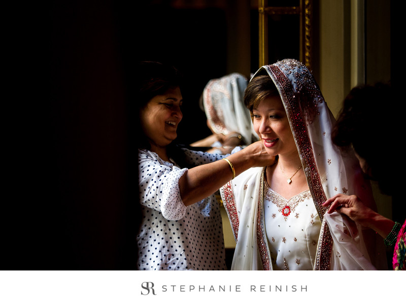 The Cipriani Wedding Photographs