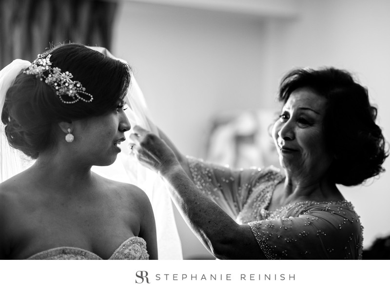 Wedding Photographer for the Mansion in Natirar