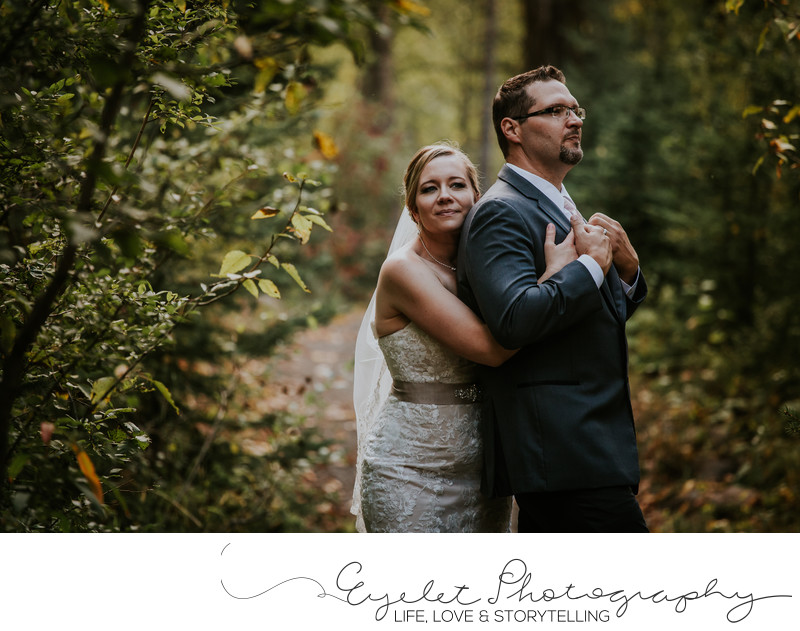 Fernie BC Wedding Photography in the Fall