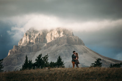 Crowsnest Mountain Engagement