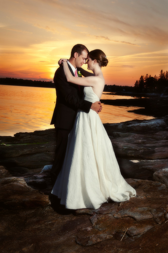 Spruce Point Inn wedding photographer Kim Chapman
