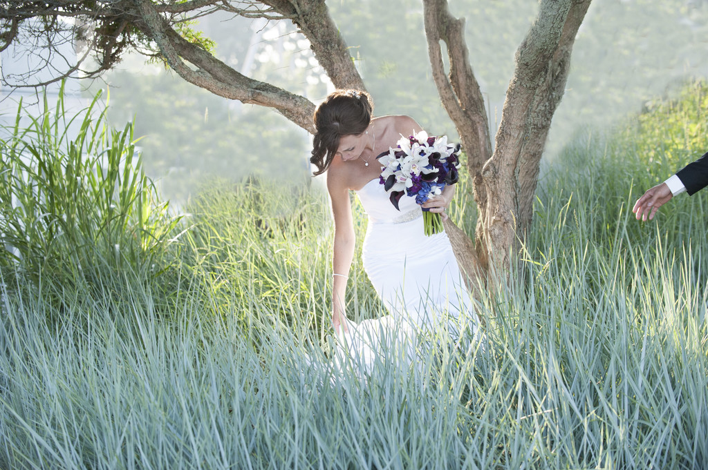 Union Bluff Wedding Photographer captures this beautiful bride