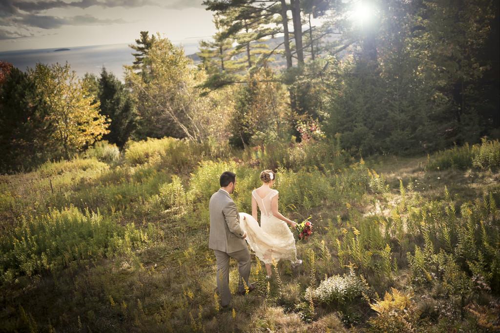 Point Lookout Wedding photographer wedding photography