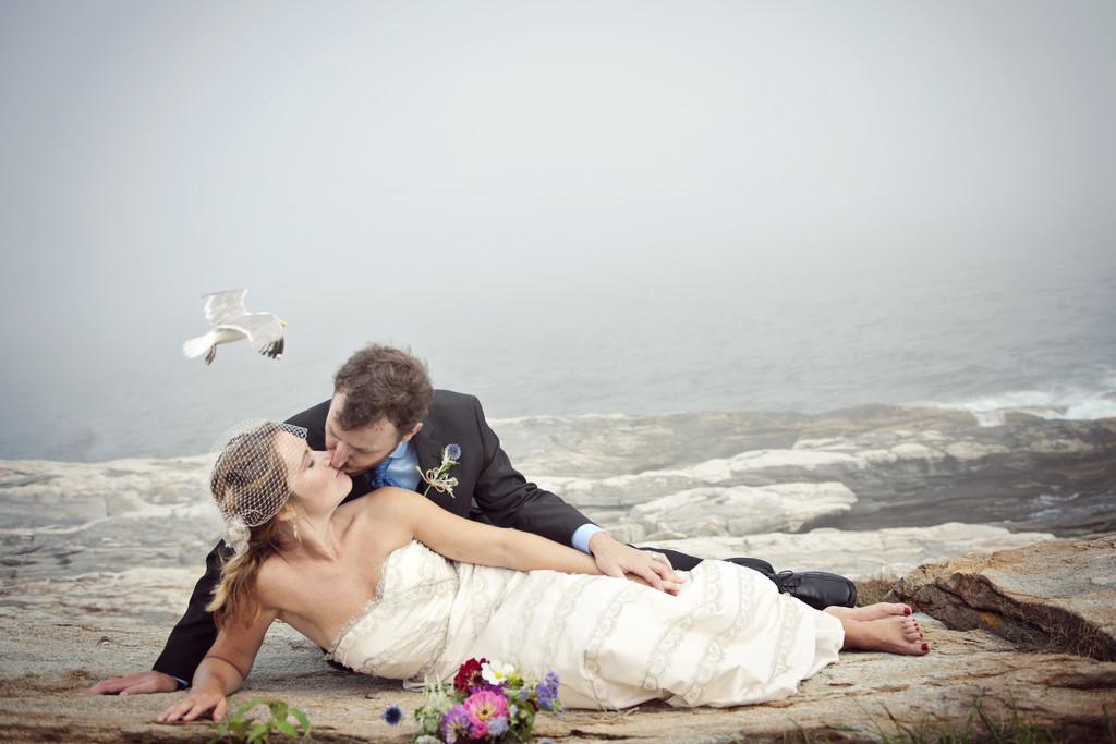 Pemaquid Wedding