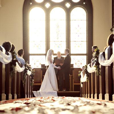 Maine Wedding Photographer church wedding