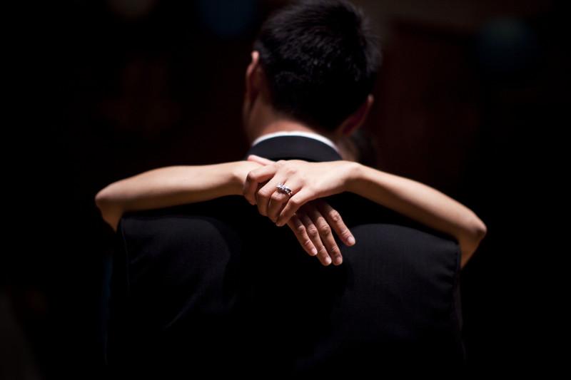 First Dance Bride Groom Wedding Ring