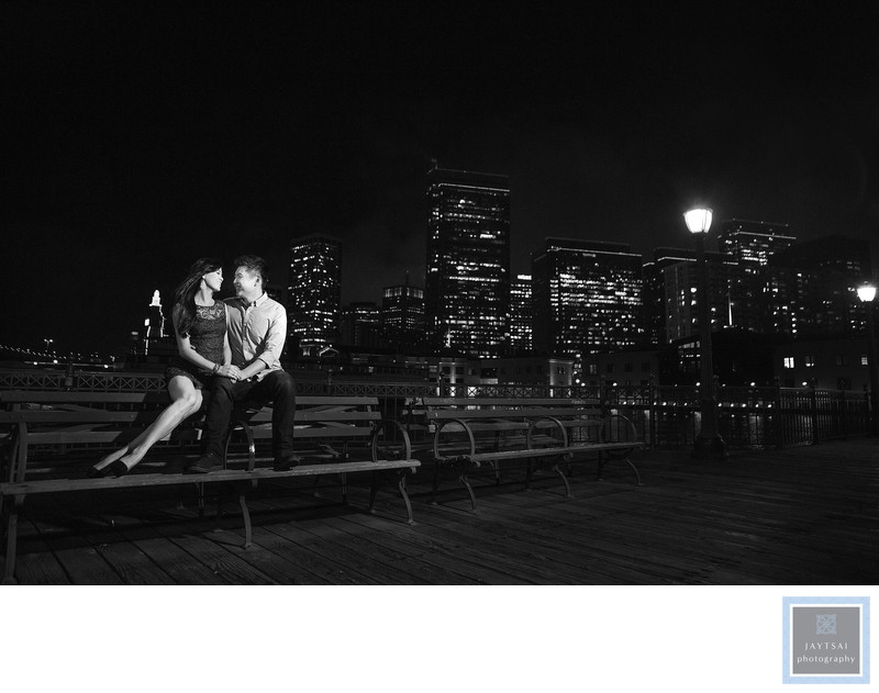 Ferry Building San Francisco Engagement Photography