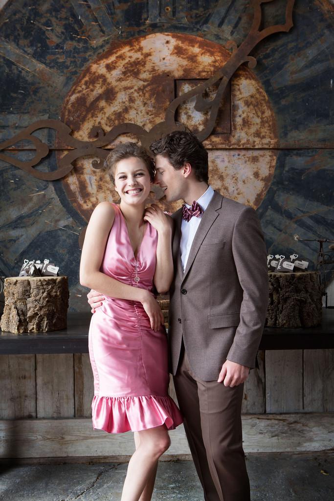 Laughter Romance Engagement Photographer