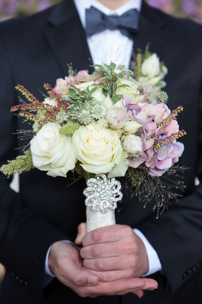 Creative Glamour Floral Bouquet Roses