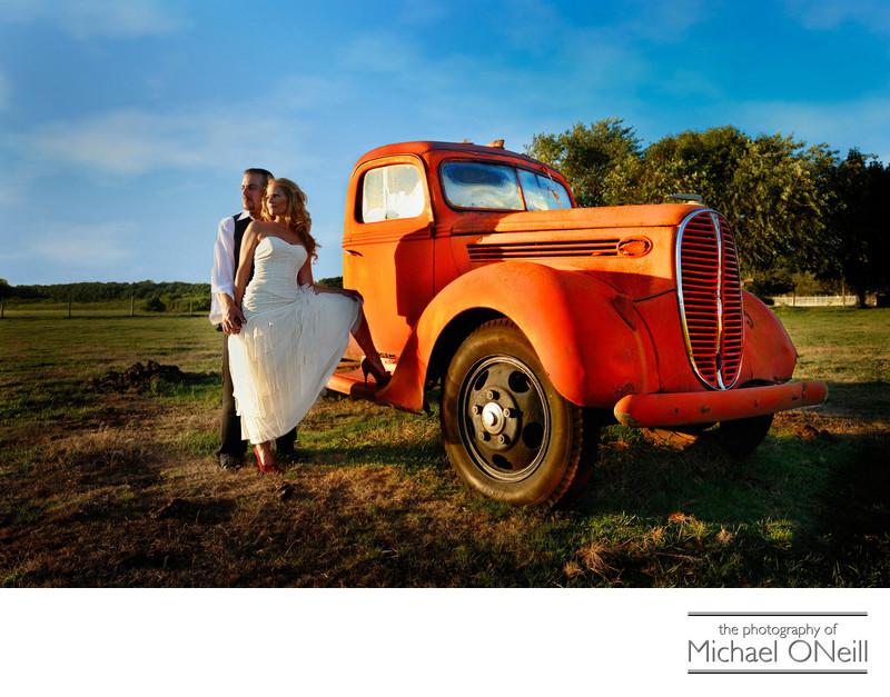 Best North Fork Winery Vineyard Wedding Photographer