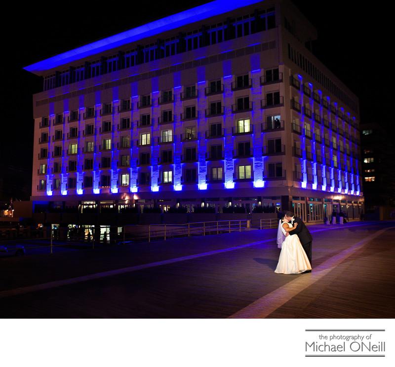 Best Allegria Hotel Long Beach Wedding Photographer