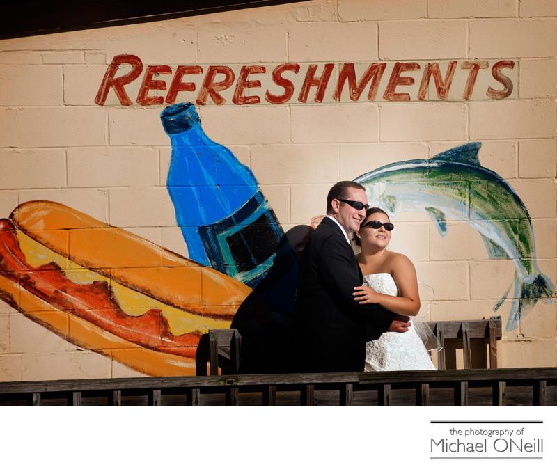 Allegria Hotel Long Beach Best Wedding Photography