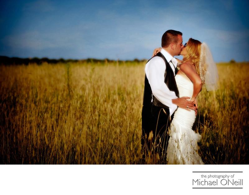 Long Island North Fork Winery Vineyard Wedding Photography