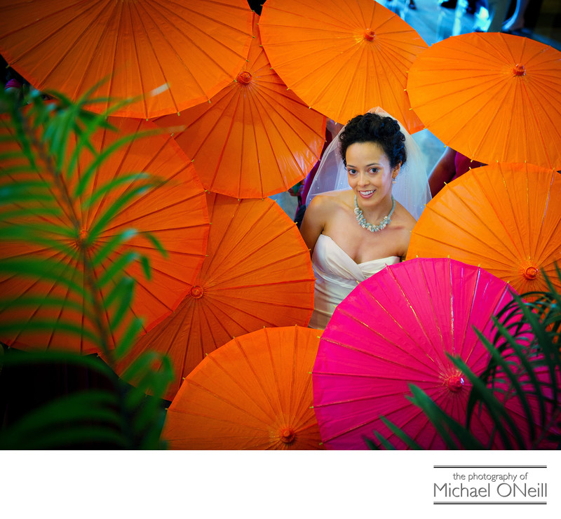 Long Island New York NYC Fun Wedding Pictures