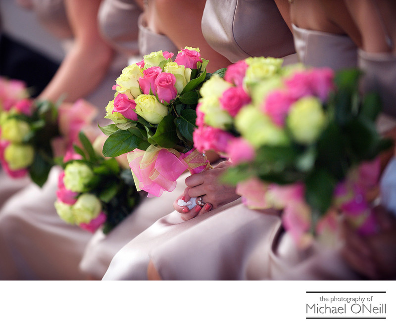 Bridesmaids Flowers Bouquet Photos