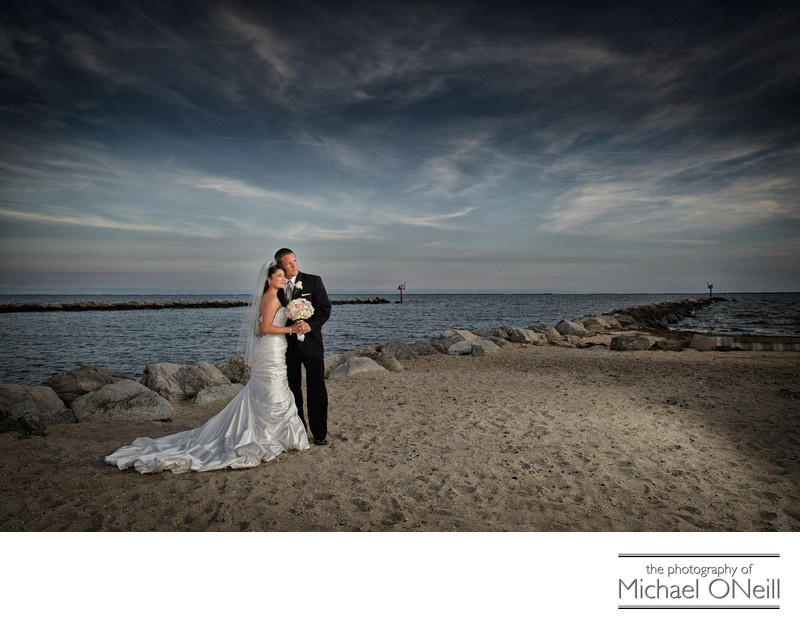 Best Lands End Sayville Long Island NY Wedding Photographer