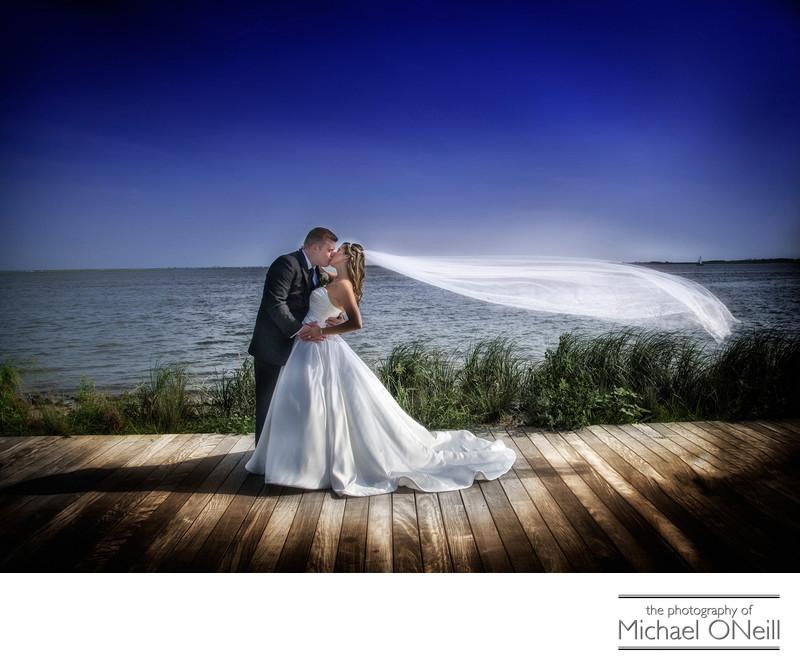 Venetian Yacht Club Long Island Waterfront Wedding Photography