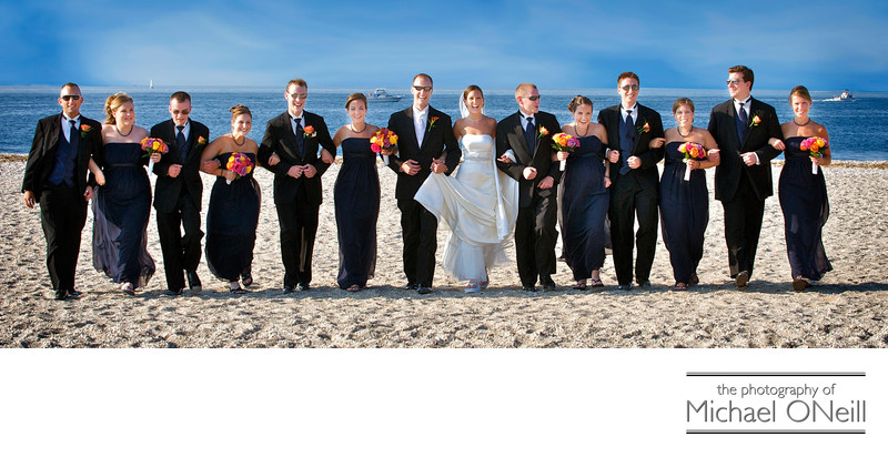 Beach Hamptons Wedding Pictures Long Island