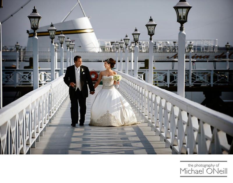 Marina Del Rey Weddings NYC