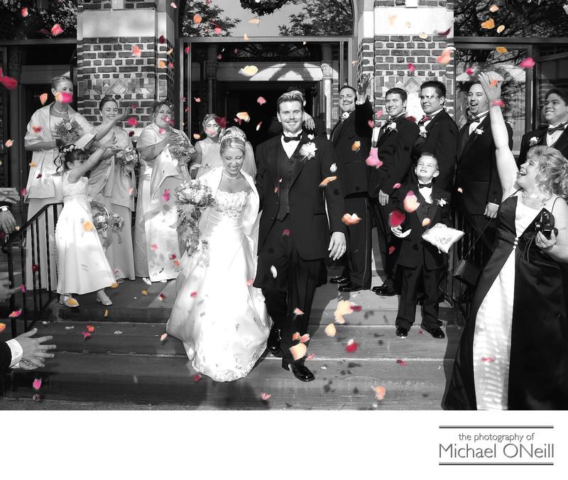 Fun Long Island Wedding Pictures