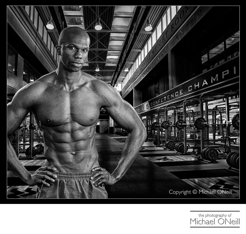 Fitness Modeling Portfolio Photography