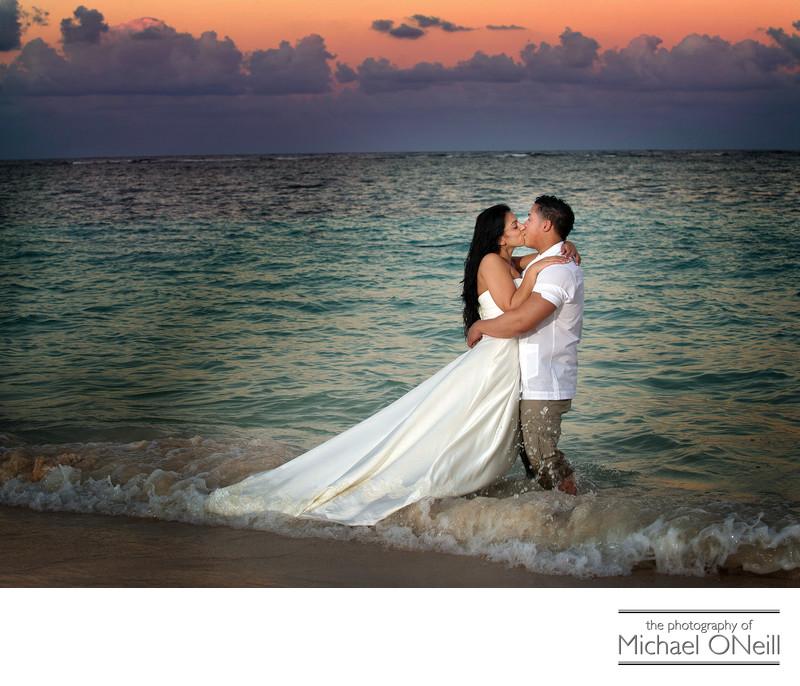 Punta Cana Destination Wedding Photos