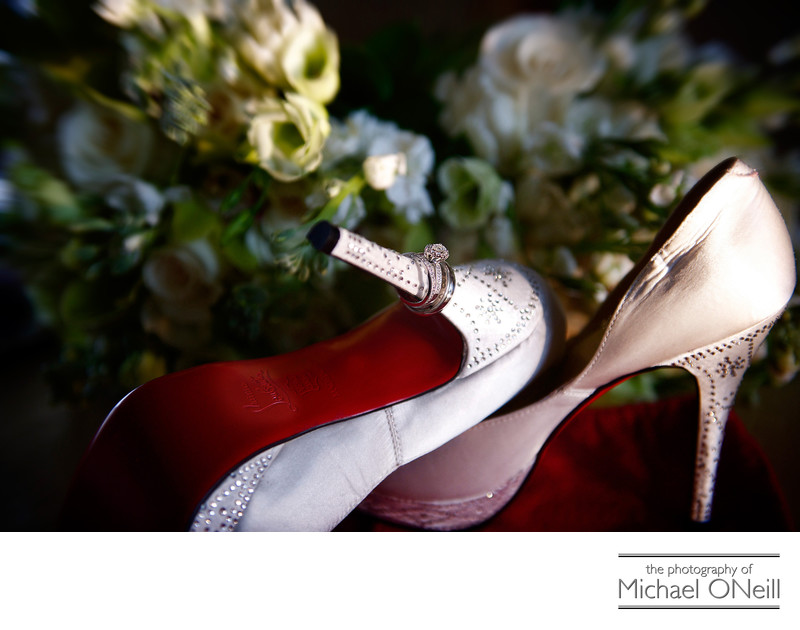 Christian Louboutin Wedding Shoes Pictures
